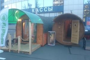 Шкафы-трансформеры на выставке в Ленэкспо