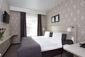 Поставка мебели в новый отель «Арт-Холл» в Санкт-Петербурге