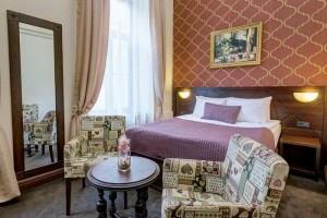 Реновация  в отеле «Big Marine»(Санкт-Петербург)