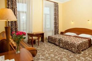 Реновация  в отеле «Грифон» (Санкт-Петербург)