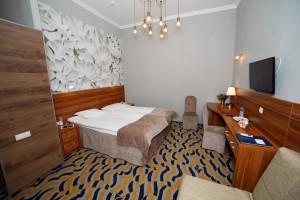Реновация  в мини-отеле «Матисов-домик» (Санкт-Петербург)