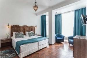 Открытие  мини-отеля «Silk Way»(Санкт-Петербург)