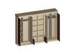 Шкаф-кровать Atlas
