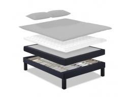 Кровать с матрасом Ибис