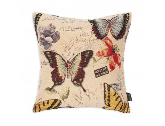 Декоративная подушка HISTORY BUTTERFLY (45*45)