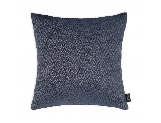 Декоративная подушка ZOOM RHOMBUS DENIM (45*45)