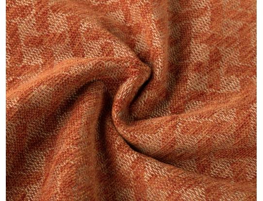 Декоративная подушка ZOOM CROSS ORANGE (45*45)