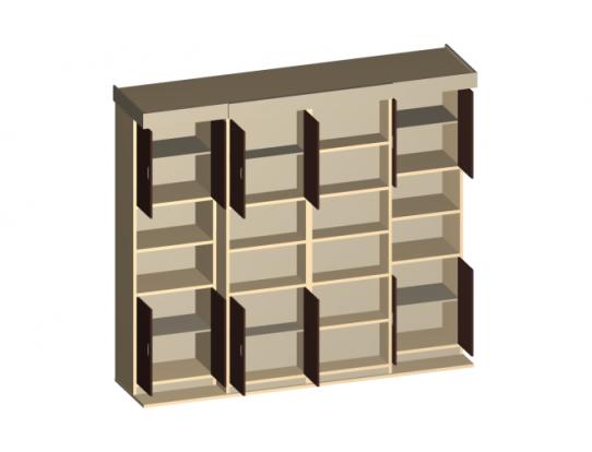 Шкаф-кровать EVOLUTION 1