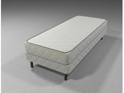 Кровать с матрасом F1 Покет