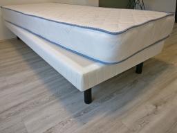 Кровать с матрасом Моно Бюджет