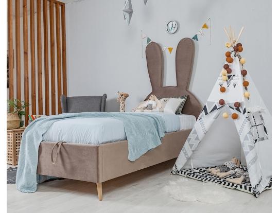 Детская кровать Кролик