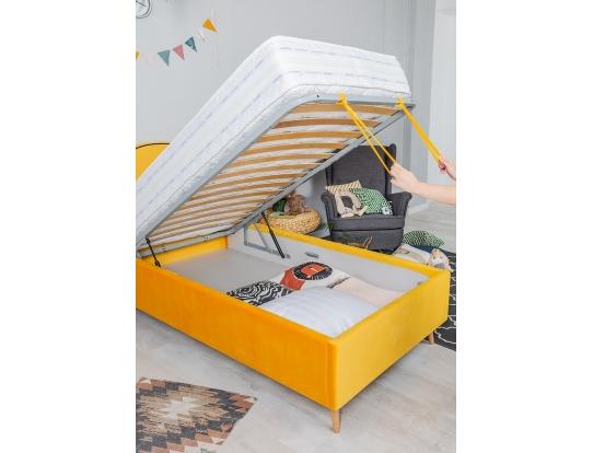 Детская кровать Китти с подъемным механизмом