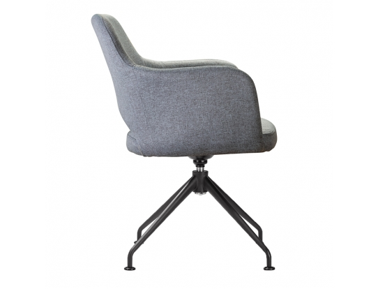 Кресло Ledger Spider Сканди Грей