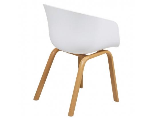 Кресло Shell new white