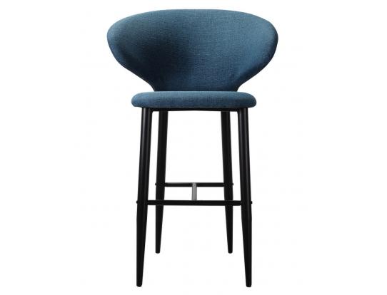 Кресло Askold Сканди Блю Арт барное