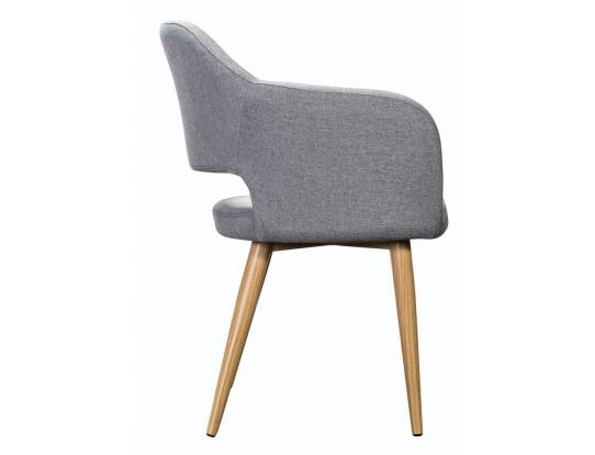 Кресло Oscar Сканди Грей