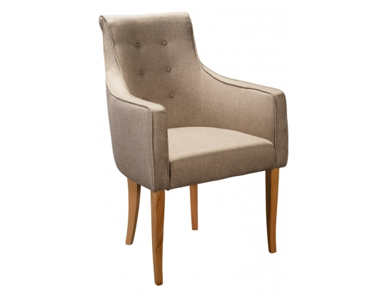Кресло Чикаго Сканди Браун