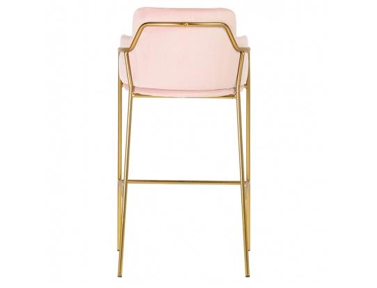 Кресло барное Strike Light Pink