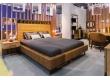 Кровать 1.4 Loft Грейс Браун с подъемным механизмом и ящиком