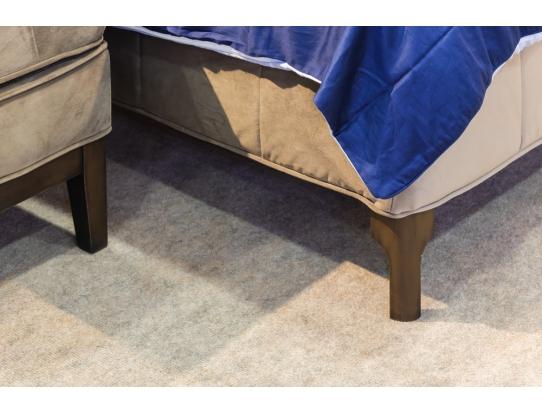 Кровать 1.4 Модерн Лайт Серебряный дождь с подъемным механизмом и ящиком