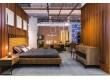 Кровать 1.4 Loft Грейс Браун