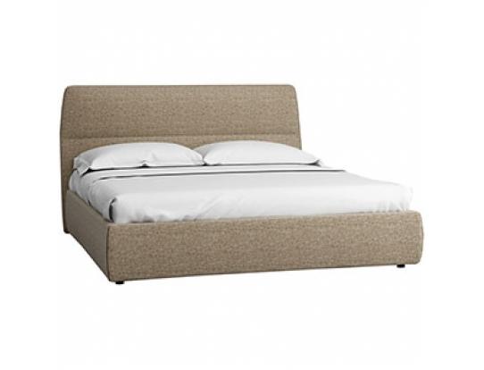 Кровать Сканди 1.4 с подъемным механизмом Жемчужно-белый