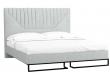Кровать 1.8 Loft Alberta Стоун