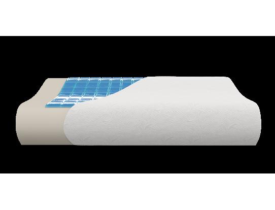 Подушка ортопедическая Premium Wave Gel