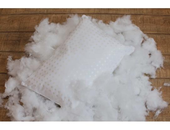 Подушка Лебяжий Пух, съемный чехол