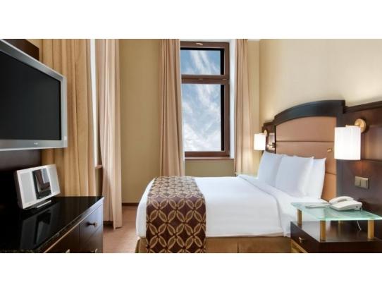 Кровать с матрасом Хилтон