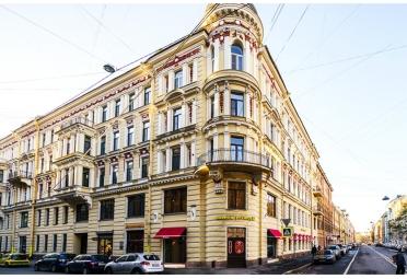 """Реновация  в отеле """"Атриум"""" (Санкт-Петербург)"""