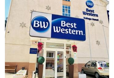 Реновация  в отеле «Best Western» (Калуга)