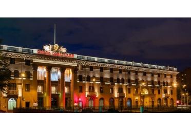 """Реновация гостиницы """"Легендарный отель Советский"""", Москва"""