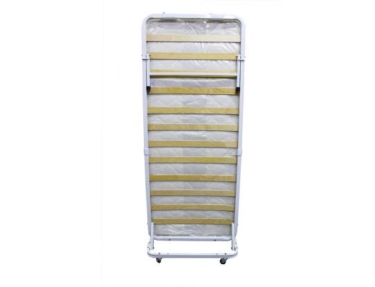 Мобильная кровать вертикального хранения