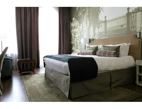 Кровать с матрасом Индиго