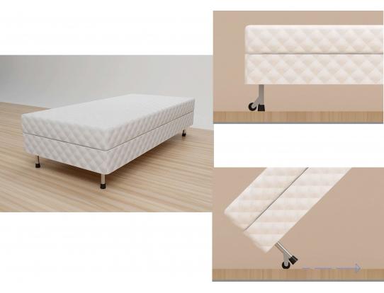 Кровать с матрасом Моно Классик