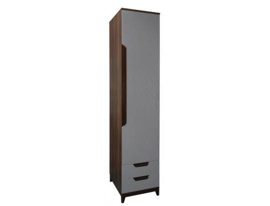 Шкаф с ящиками универсальный Сканди Грей