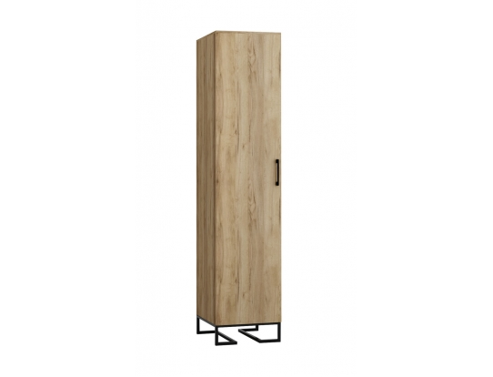 Шкаф одностворчатый Loft 60 см Дуб Натур