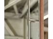 Шкаф трехстворчатый с зеркалами Модерн Дуб Гладстоун