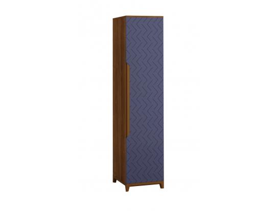 Шкаф одностворчатый универсальный Сканди 60 см Сапфир