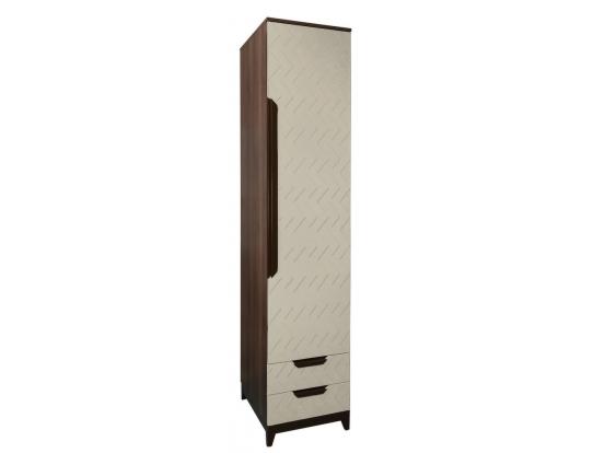 Шкаф с ящиками универсальный Сканди 60 см Грей
