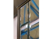 Шкаф одностворчатый с зеркалами Модерн Дуб Гладстоун