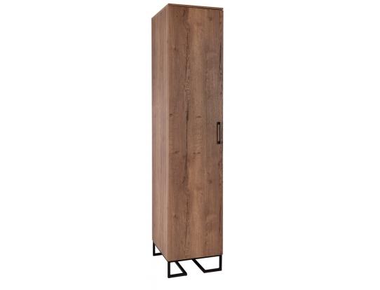 Шкаф одностворчатый Loft 60 см Дуб Табак
