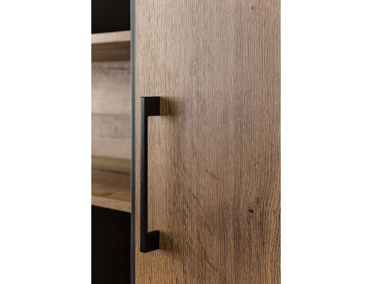 Шкаф одностворчатый Loft 45 см Дуб Табак