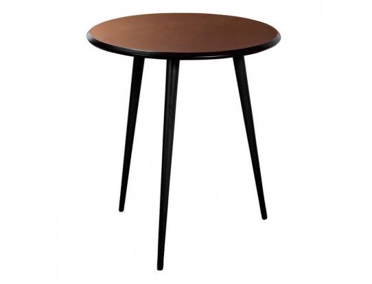 Стол кофейный Vortex Brass венге