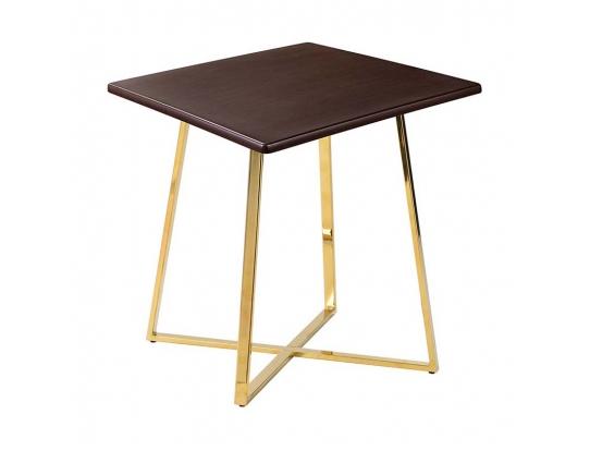 Стол Haku Gold 80x80 венге