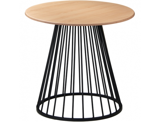 Стол Twister Black r80 бук