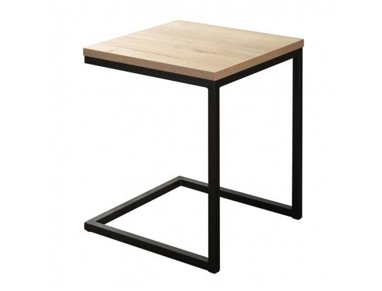 Стол кофейный Loft 1 Дуб Натур