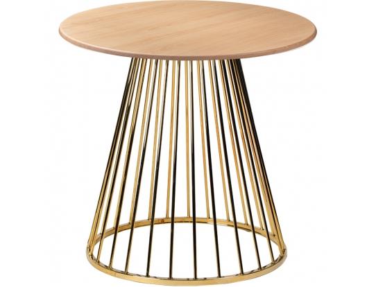 Стол Twister Gold r80 бук