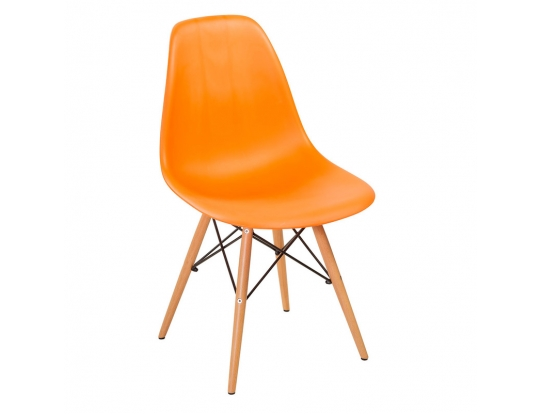 Стул Eames Оранжевый